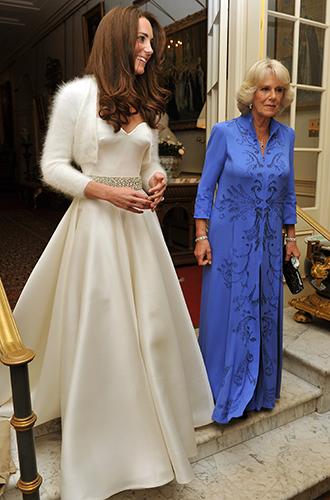 Фото №3 - 6 новых фактов о свадебном платье Меган Маркл
