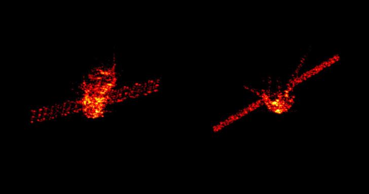 Фото №1 - Китайская космическая станция сгорела в атмосфере