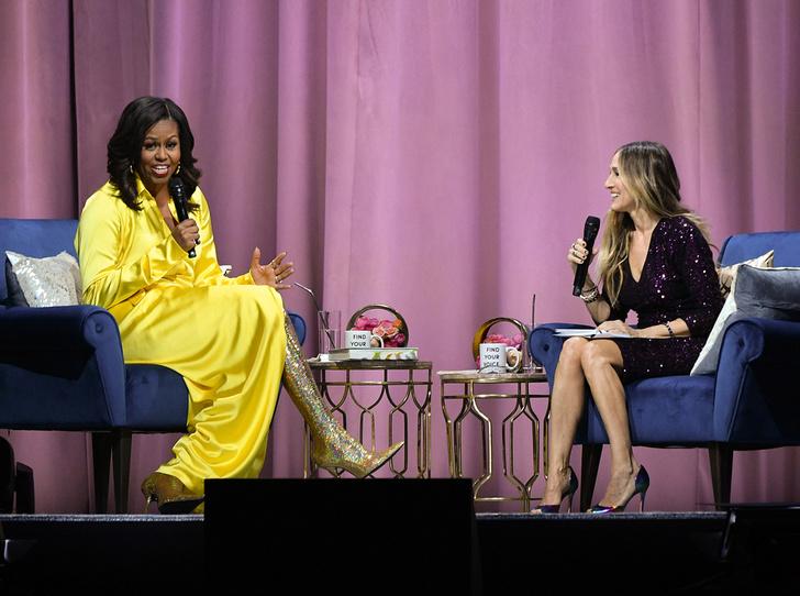 Фото №2 - Мишель Обама и ее триумф: как проходило «становление» Первой леди