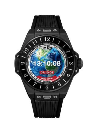 Фото №3 - Смарт-технологии: Hublot показали новые умные часы Big Bang