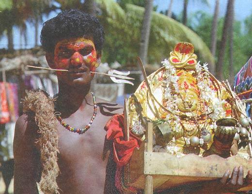 Фото №1 - В маленьком индийском Вавилоне