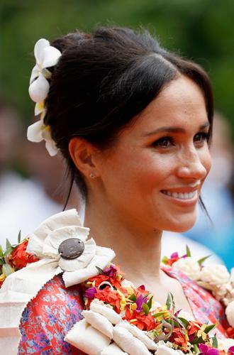 Фото №15 - Без затей: что на голове у беременных принцесс