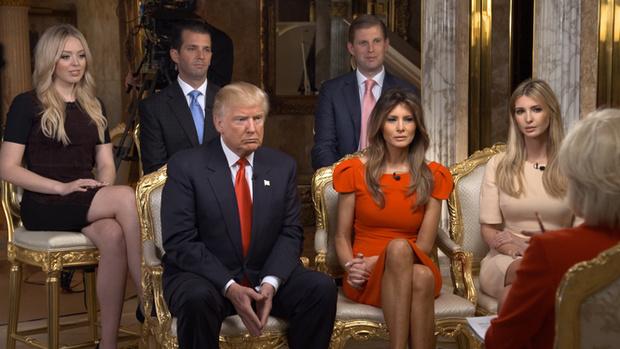 Фото №3 - Тиффани Трамп: «забытая» дочь Дональда Трампа