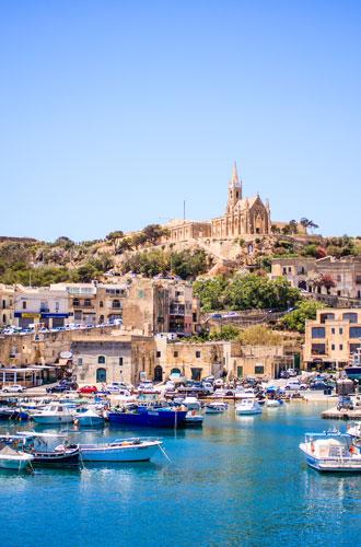 Фото №17 - Такая разная Мальта: шедевры архитектуры, дикая природа и отличные курорты