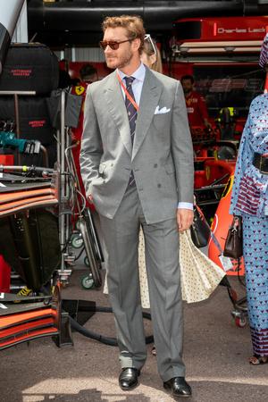 Фото №28 - Королевские пижоны: самые стильные мужчины-аристократы
