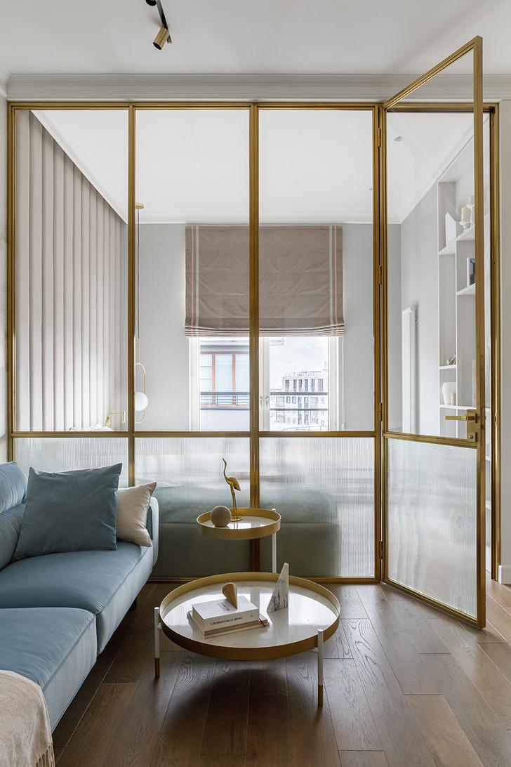 Фото №3 - Светлая просторная квартира площадью всего 40 м²