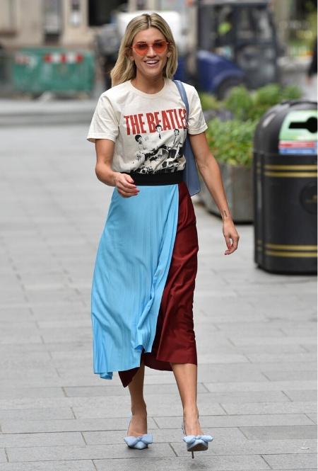 Эшли Робертс в Лондоне