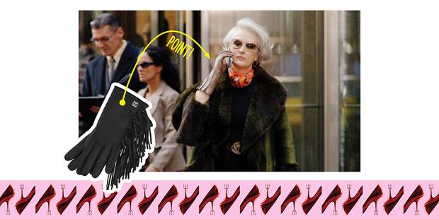 Фото №5 - Оденься, как героини фильма «Дьявол носит Prada»