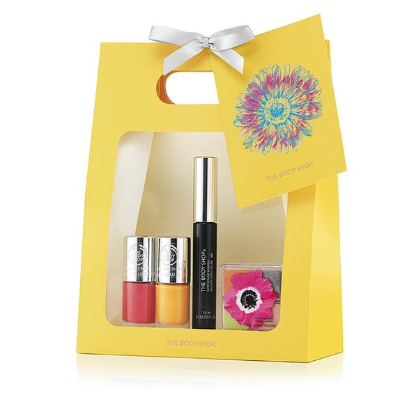Подарочный набор макияжа, The Body Shop