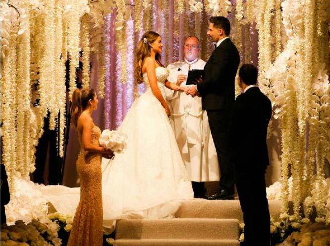 Фото №11 - Не подвели-2015: лучшие свадебные образы года