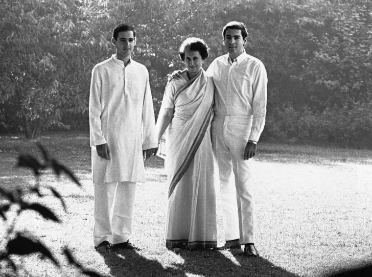 Фото №7 - Женщина тысячелетия: трагедии и победы Индиры Ганди – «железной леди» Индии