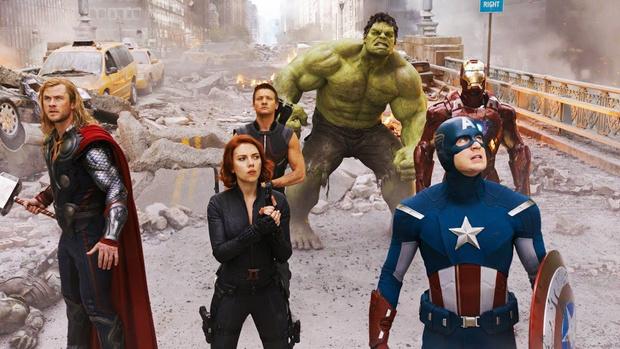 Фото №1 - Все самые зрелищные моменты боев «Мстителей» в одном видео