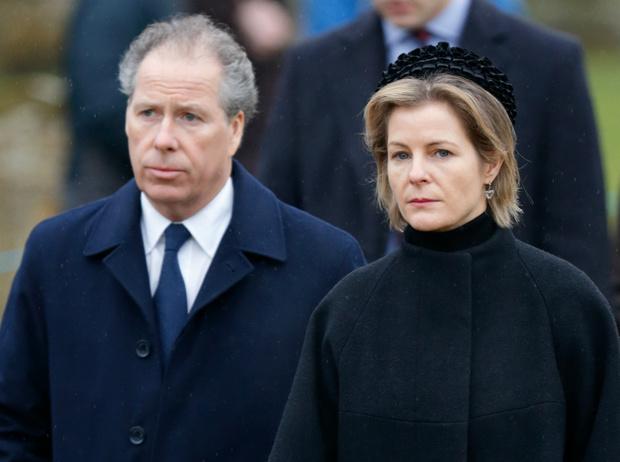 Фото №1 - Неделя разводов в БКС: сын принцессы Маргарет расстался с женой после 26 лет брака