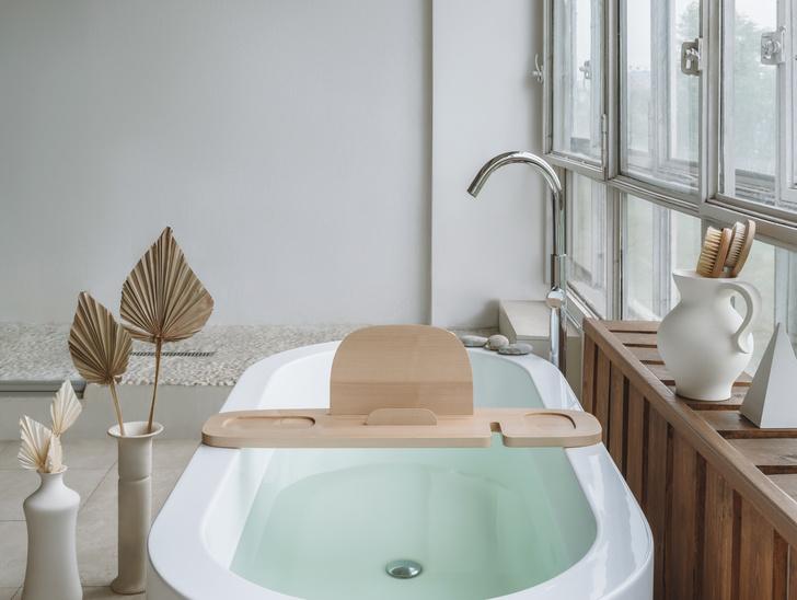 Фото №6 - Полка для ванной: дизайн Анны Струпинской для Amovino