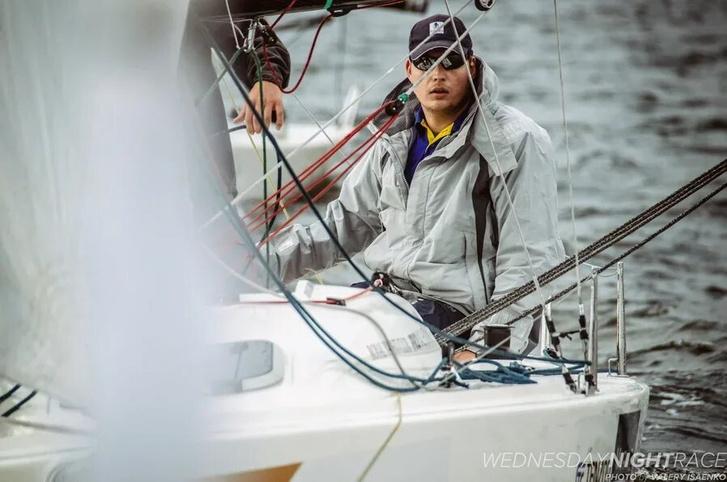 Фото №1 - Успех и призвание под парусом: история российского яхтсмена Алексея Машкина