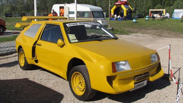 Фото №4 - Грустная история самой мощной Lada Samara Turbo