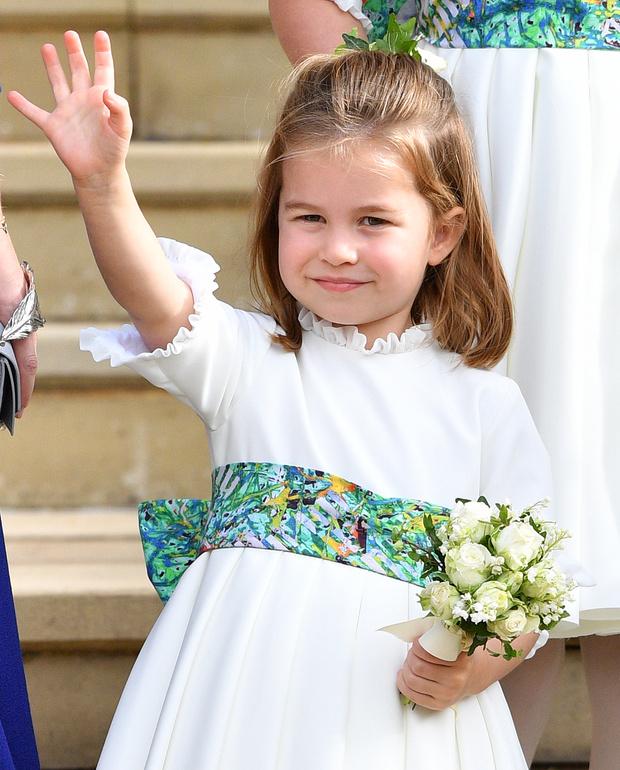 Фото №1 - 5 умилительных фактов о принцессе Шарлотте