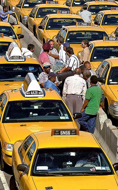 Фото №2 - Работа на миллион: таксист в Нью-Йорке
