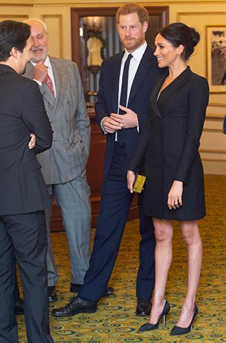 Фото №3 - Почему герцогиня Меган может позволить себе мини