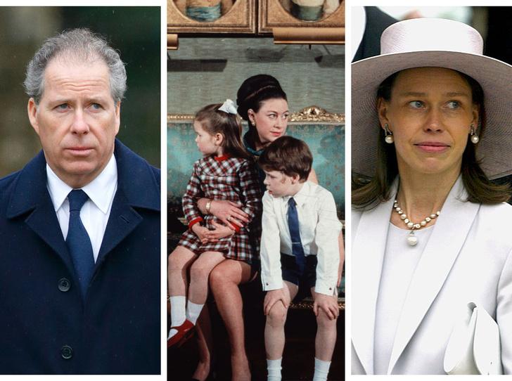 Фото №1 - Дети «принцессы-бунтарки»: как сложились судьбы сына и дочери Маргарет