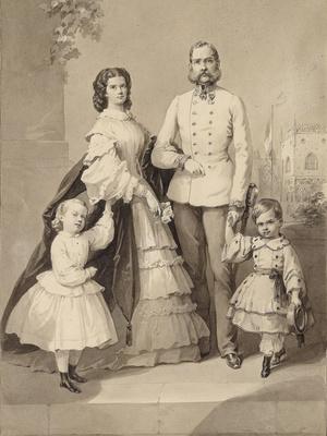 Фото №6 - Баварская роза: история Елизаветы Австрийской— самой красивой и несчастной императрицы Европы