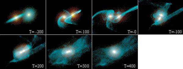 Фото №9 - Столкновения галактик