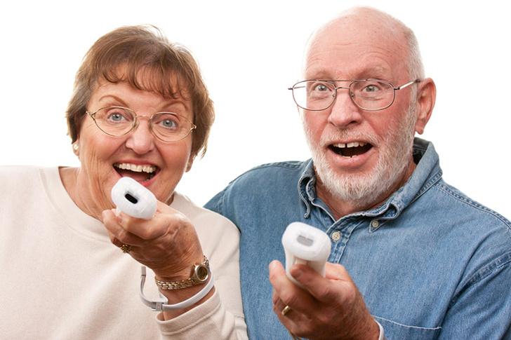 Фото №1 - Игры в Wii полезны людям с диабетом