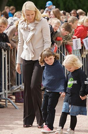 Фото №36 - Принцесса Ингрид Александра, наследница трона Норвегии: история в фотографиях