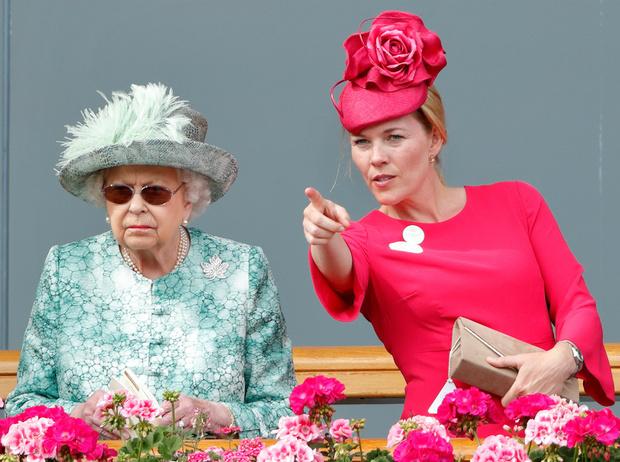 Фото №1 - Почему развод старшего внука Королевы может стать опасным для Короны