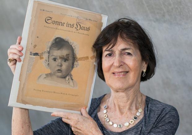 Фото №1 - История «идеальной арийской девочки», которая на самом деле была еврейкой