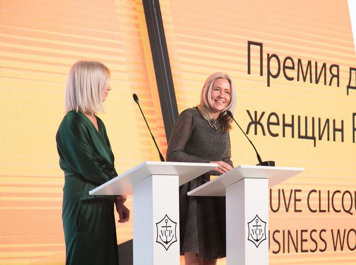 Фото №16 - Самые яркие моменты международной бизнес-премии Veuve Clicquot Business Woman Award