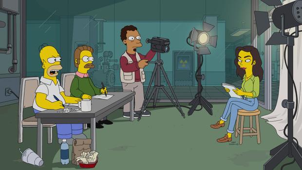 Фото №5 - Топ-15 звездных камео в «Симпсонах»