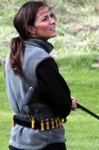 Фото №4 - Почему Кейт отправилась на охоту после отъезда Меган