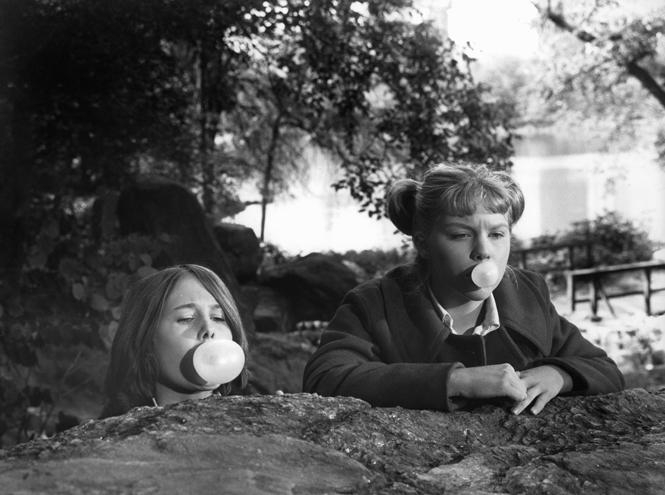 Фото №23 - Кто придумал жевательную резинку: история bubble gum с древних времен до наших дней