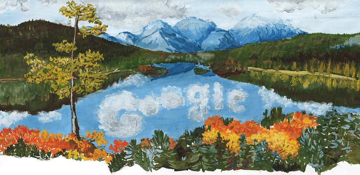 Фото №13 - «Дудл для Google — 2015»: 30 лучших рисунков