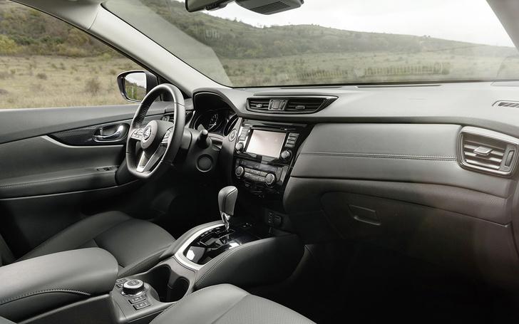 Фото №3 - Nissan X-Trail: честность не порок