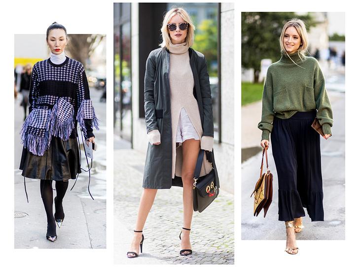 Фото №1 - 5 самых модных способов носить трикотаж этой осенью