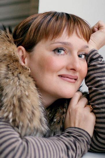 ЕЛЕНА СОТНИКОВА, редакционный директор издательского дома «АФС»