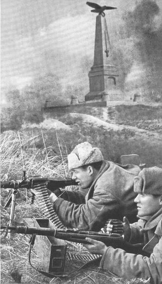 Фото №7 - Танковое Бородино, октябрь 1941 года