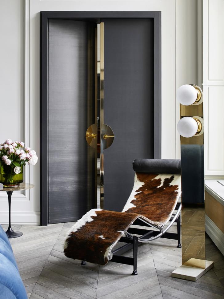 Фото №3 - Квартира в Париже по дизайну Humbert & Poyet