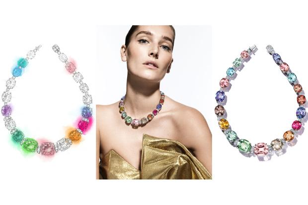 Фото №11 - Невозможно прекрасная коллекция высокого ювелирного искусства Tiffany & Co.