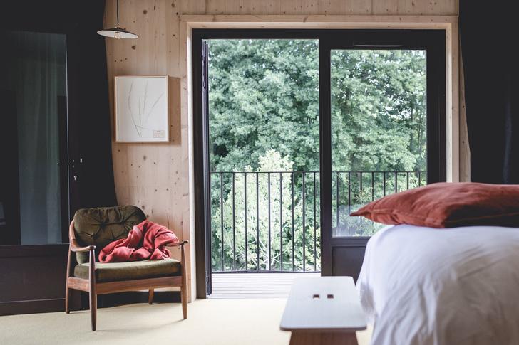 Фото №1 - Le Barn: отель в деревенском стиле во Франции