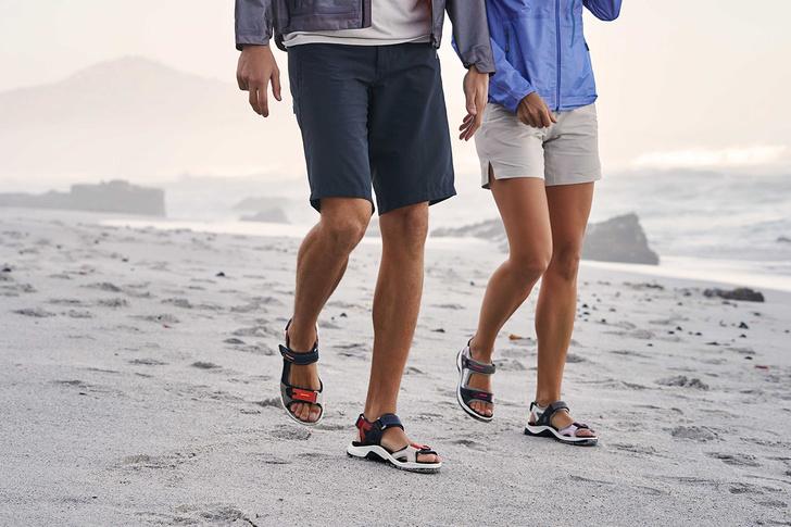 Ecco Offroad мужские и женские сандали