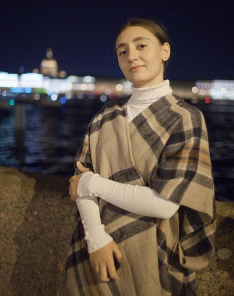 Патимат Абдулаева