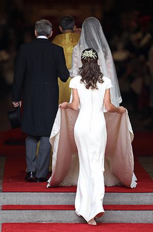 Фото №9 - Факты о свадьбе Кейт Миддлтон и принца Уильяма, о которых вы могли не знать