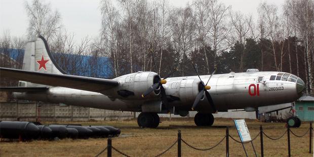 Фото №6 - Ту-4: советская копипаста, которая, возможно, спасла миллионы жизней