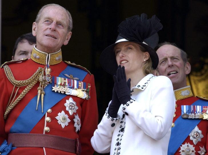 Фото №3 - Невестка мечты: как Софи Уэссекская очаровала принца Филиппа
