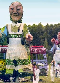 Фото №1 - Хлеб и куклы