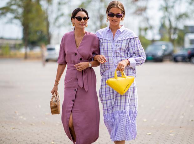 Фото №1 - Что носить в жару: 6 полезных советов стилиста