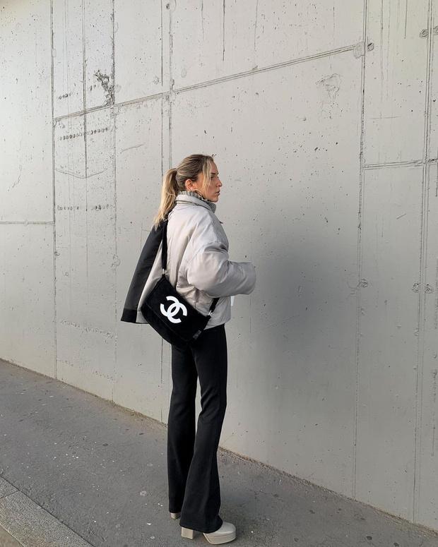 Фото №3 - Вещь сезона: стилист София Коэльо нашла самые актуальные джинсы клеш